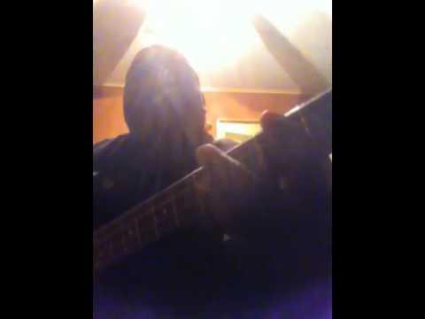 Dj playing shout music a flat