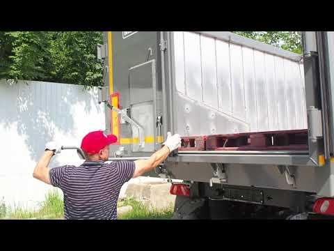 Самосвальный полуприцеп | Алюминиевый зерновоз MEGA | Оси SAF