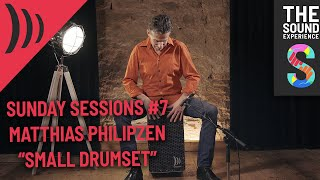 Sunday Sessions #7 Small Drumset by Matthias Philipzen