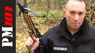 (2014) The 80lb Crossbow Pistol: Compact Survival Option? - Preparedmind101