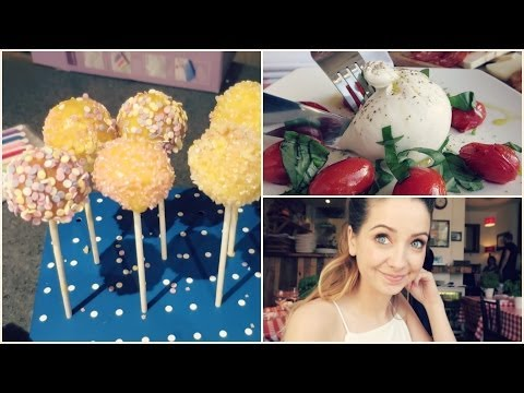 Cake Pop Fail And Date Night