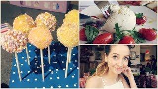 Cake Pop Fail & Date Night