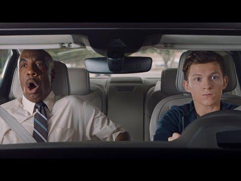 Человек-паук: Возвращение домой | Audi 'Driver's Test' - Spider-Man: Homecoming | в русской озвучке