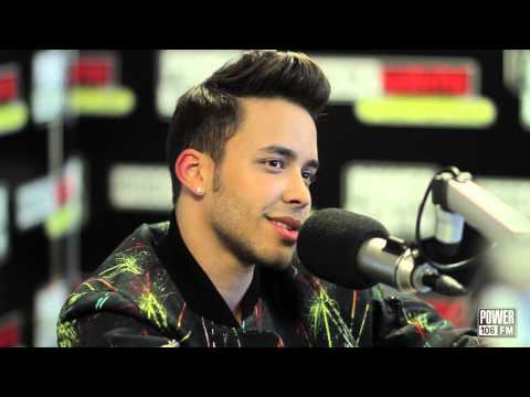 """Prince Royce """"All My Fans Are My GFs"""""""