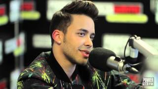 "Prince Royce ""All My Fans Are My GFs"""
