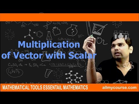 71  Multiplication of Vector with Scalar