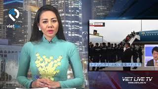 Cảnh sát Nhật Bản áp giải 168 du học sinh Việt trục xuất về nước
