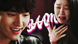 baam! | seo ri + woo jin [humor]