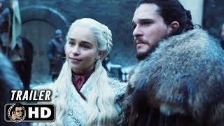 HBO 2019 SIZZLE REEL (HD) Game of Thrones, Watchmen, Big Little Lies, etc.