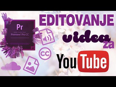 Editovanje videa za You Tube   Besplatna muzika, efekti...