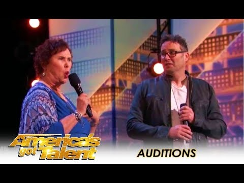 Defiant Mom Steps In After Her Son IS REJECTED By The Judges! | America's Got Talent 2018