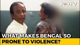 west-bengal-prone-to-violence-during-elections