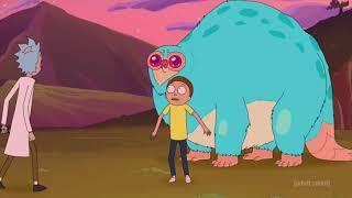 Rick and morty season 3- the revenant parody(rick kills beboo)