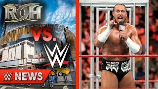 WWE & ROH Battling Over MSG?! Details On Big Cass' Release! - WWE News Ep. 178
