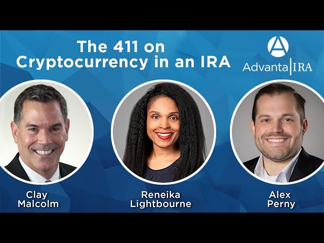 The 411 on Cryptocurrency in an IRA
