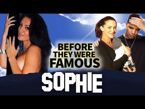 SOPHIE BRUSSAUX | Before They Were Famous | Drake Baby Mama Drama