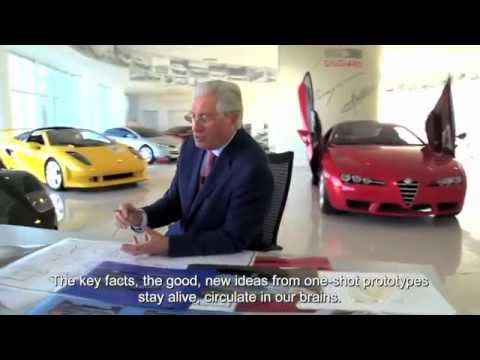The Design That Works ep. 2 - Giugiaro