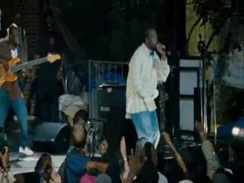 the Fugees Block Party LIVE