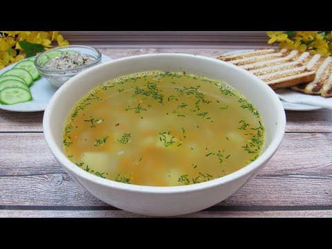 РЫБНЫЙ СУП ИЗ КОНСЕРВОВ. Простой и быстрый рецепт вкусного супа.