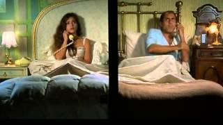 Безумно влюбленный Адриано Челентано и Орнелла Мути Телефонный разговор
