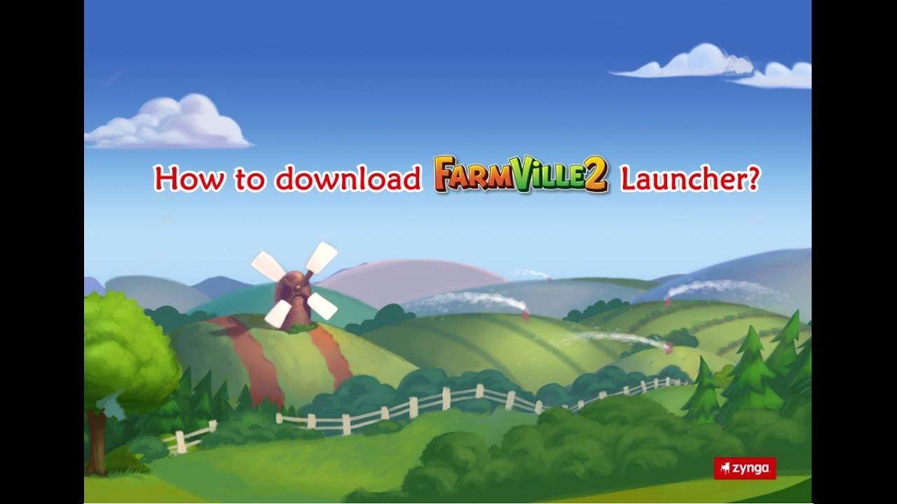 FarmVille 2 Launcher by Zynga - FarmVille 2