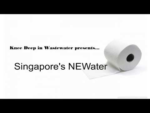 Singapore's NEWater - getting a country on board with recycled water