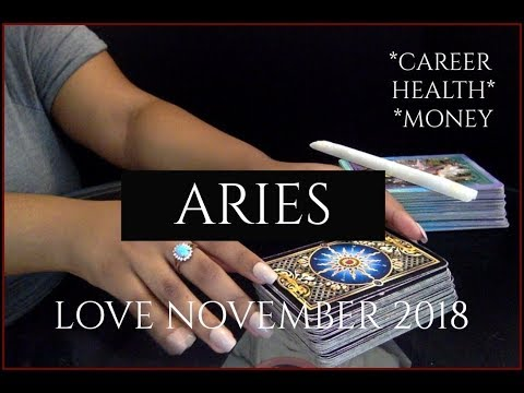 ARIES, IS IT TIME TO MOVE ON?? NOVEMBER 2018 READING! Mp3