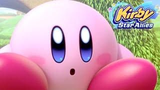 Kirby Star Allies - Full Game Walkthrough