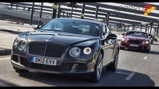 Bentley Continental GT Speed - بنتلي كونتيننتال جي تي سبيد