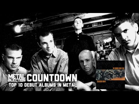 6. THE DILLINGER ESCAPE PLAN Calculating Infinity - Top 10 Debut Albums in Metal   Metal Injection