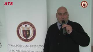 Testimonianza - Carlo Varalda Summit Scienze Motorie Milano 2017