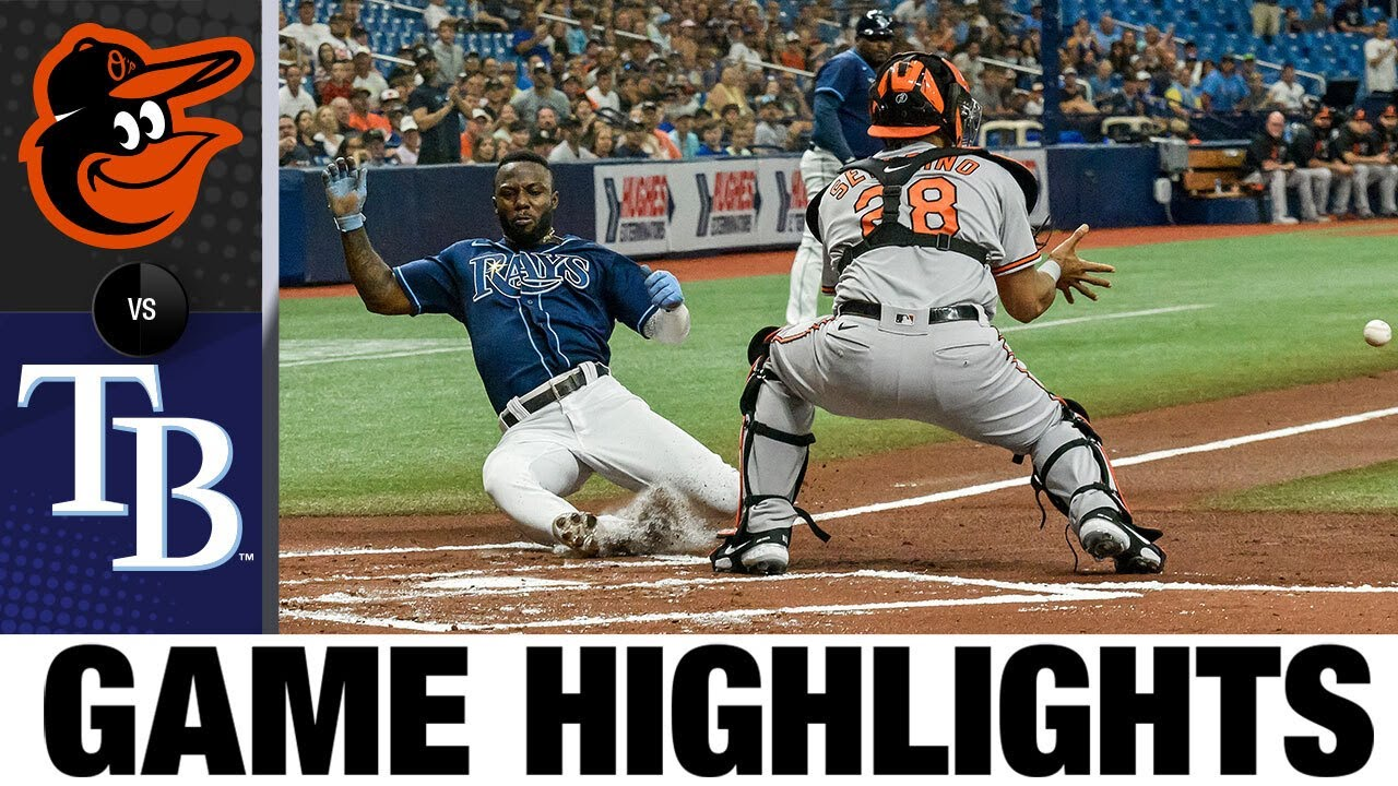 Download Orioles vs. Rays Game Highlights (7/20/21) | MLB Highlights