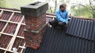 Ондулин. Монтаж новой кровли / Onduline. Your New Roof Coating(Onduline. Your New Roof Coating Over The Old One Ондулин. Монтаж новой кровли поверх вашей старой за выходные. Инструкция по..., 2011-11-11T17:07:32.000Z)