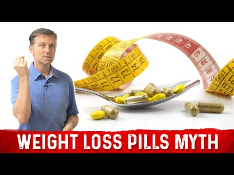 The Myth About Weight Loss Pills Youtube