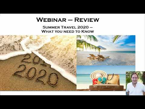 Booking USA Travel, Spotlight: Domestic Suppliers- Jose's Wednesday Training