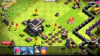[COC 033] Mon level 98 - Clash of clans
