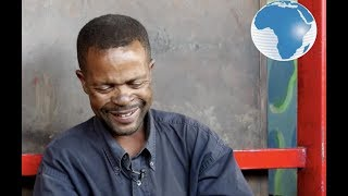 Nairobi's funniest hawker Jackson King'ori scored a B-, poverty hindered him from furthering studies
