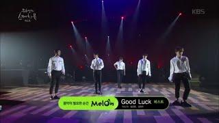 유희열의 스케치북 good luck 비스트20160722