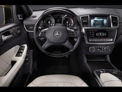 Exceptional 2016 Mercedes Benz GL 450 4MATIC Interior