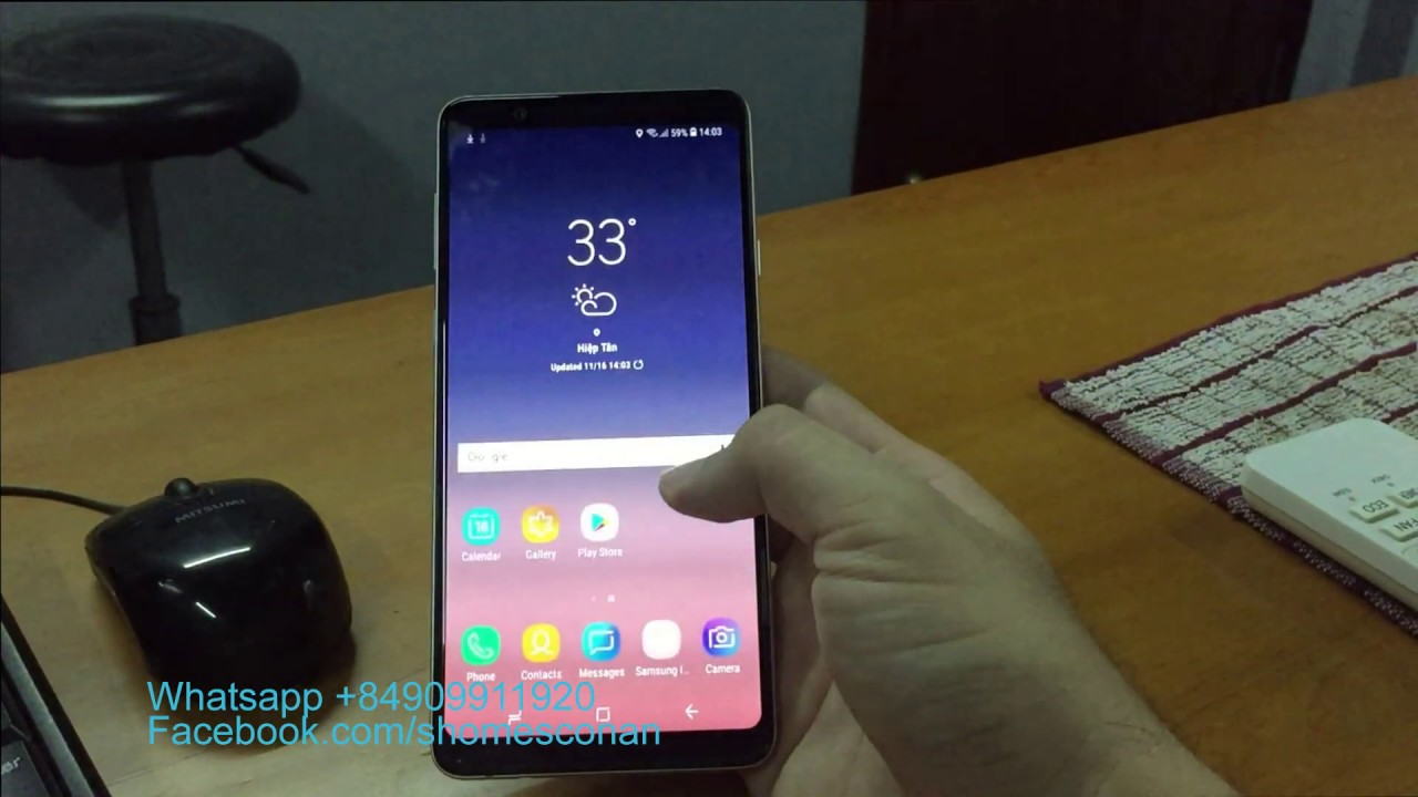 Google account FRP bypas removal Samsung Galaxy Note 9 S9 Plus N960U G960U G965U