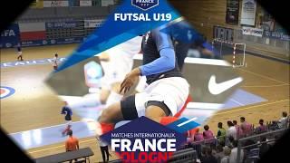 FUTSAL U19 FRANCE POLOGNE 4 0