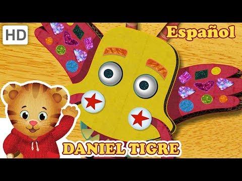 Daniel Tigre en Español - Temporada 1 (Parte 7/11) Mejores Momentos | Videos para Niños