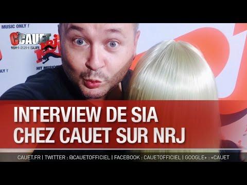 Interview De Sia Chez Cauet - C'Cauet Sur NRJ