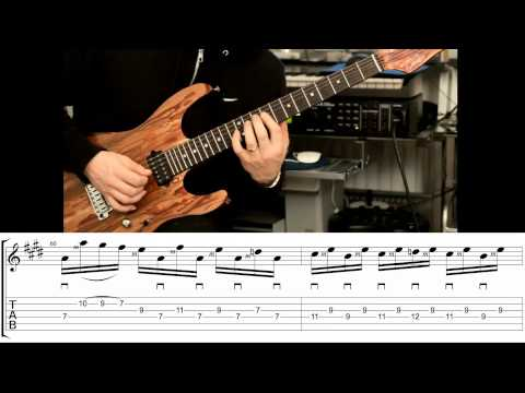 Guitar guitar tabs on screen : Partita in E by J.S.Bach - with on-screen tabs - YouTube