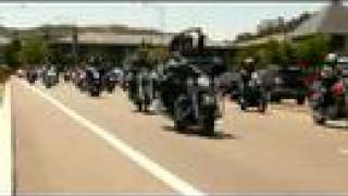 600 Hells Angels Motorcycle Marin County Poker Run and BBQ
