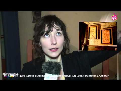 Les RDV Cultur'L avec Camille HARDOUIN