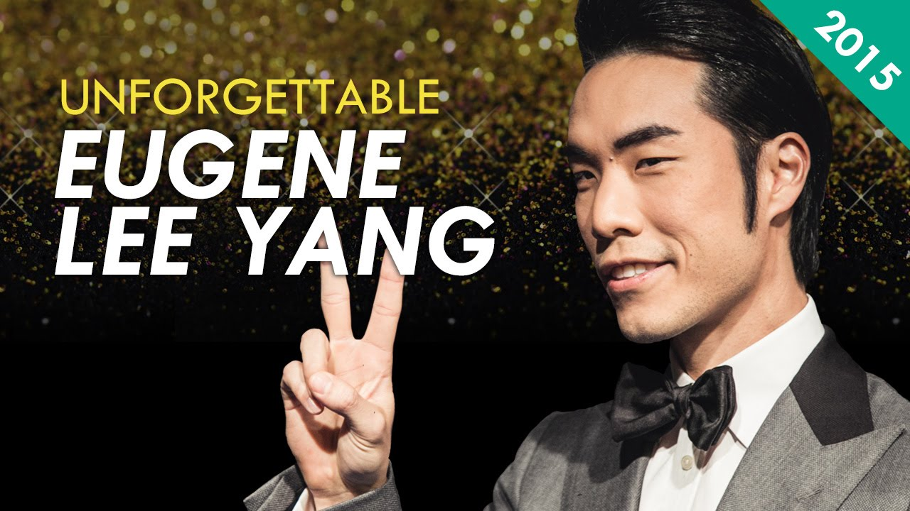 Unfor table 2015 Male Breakout Star of the Year Eugene Lee Yang