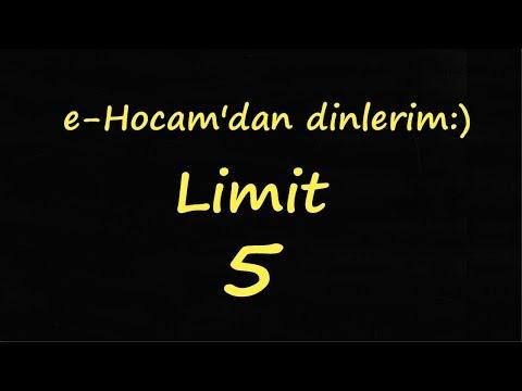 Limit 5-Limiti Olan Fonksiyonlar Sürekli Fonksiyonlar Ve Diğerleri E-Hocamdan Dinlerim :)