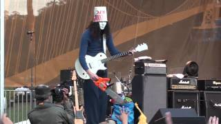 Buckethead Live at Strictly Bluegrass 10/1/11 PART 2