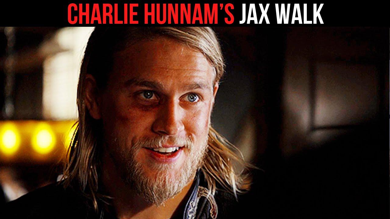 Charlie Hunnams Jax Walk From Soa Massive Tv Minute 9 Youtube